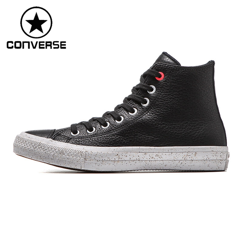 Original New Arrival Converse Men's Skateboarding Shoes Leather Sneakers original new arrival 2017 converse men s skateboarding shoes leather sneakers