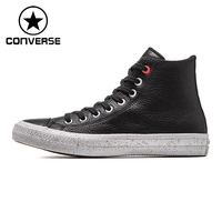 Original New Arrival Converse Men's Skateboarding Shoes Leather Sneakers