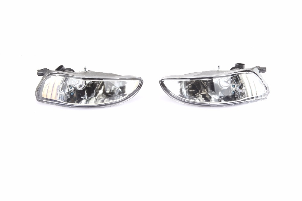 eOsuns OEM halogen fog lamp for lexus RX300 RX330 RX350 HARRIER 2003-2008, with light bulbs