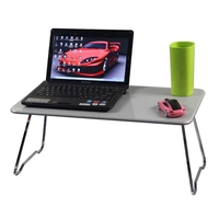Multi Function Laptop Desk Bed Folding Laptop Stand Computer Desk New 15inch Lazy Lapdesks College Student