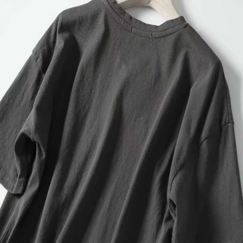 Dumbo Printed Tee Shirt Femme Animal Printed Kawaii T Shirt Womens Funny Short Sleeve T Shirts Women Pure gray Tops Female DX21
