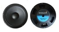 STARAUDIO 1Pc 2500W 15 Inch Raw DJ PA Disco KTV Active Speaker Replacement 8 Ohm Magnet Audio Speaker Sub Woofer Bass SDC 1550