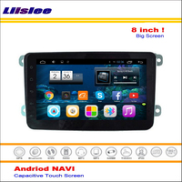 Liislee Car Android Media Navigation System For Volkswagen VW Caddy / Vento 2004~2013 Radio Audio Video Multimedia No DVD Player