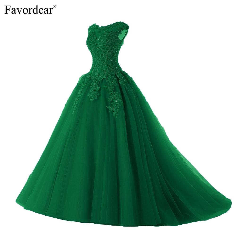 Favordear 2019 Quinceanera Beading Sweet 16 Dress Vestidos De 15 Anos Cap Sleeve Green Burgundy Quinceanera