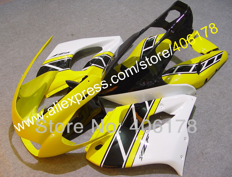 Hot Sales,Online Buy Wholesale yzf1000r fairing from China For Yamaha YZF 1000 R Thunderace 1997-2007 Yellow Bike Fairings