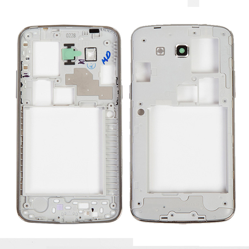 Brand New Middle Frame For Samsung Galaxy Grand 2 Duos G7102 G7105 G7106 Rear Back Housing Frame Plate Middle Cover