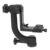 Profissional Vertical Pro Gimbal Tripé Cabeça para Mover Pro Panorâmica Gimbal PanTelephoto Lente Da Câmera DSLR