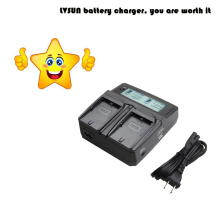 Udoli NP-BN1 NP BN1 NPBN1 Camera Battery Dual Charger for Sony Cyber-shot TX5 WX9 TX7 TX7C W310 W320 W350 W390 W570 AA battery