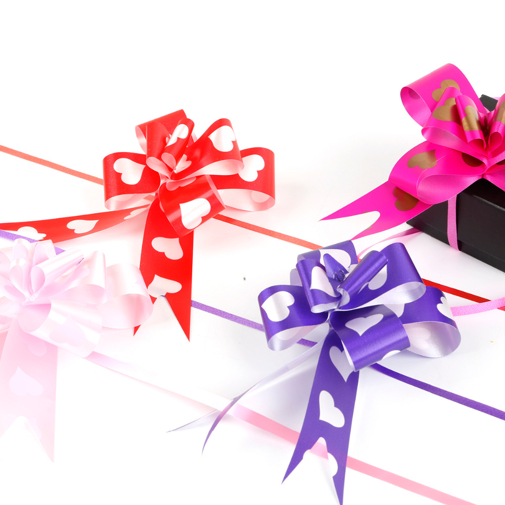 10pcs Multi Sheer Ribbon Home Wedding Decor Gift Wrapping DIY Sewing Crafts