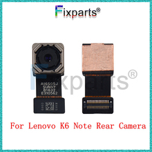 For Lenovo K6 Note K53a48 Back Camera Flex Cable Ribbon Rear Replacement