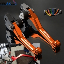 For Honda CRM250R CRM250AR CRM 250R 250AR 250 AR R 1994-1998 Motocross Dirt Bike Pivot Brake Clutch Levers Handle Grips