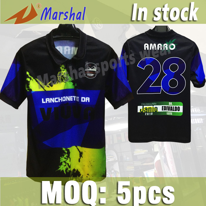 2015 Sublimation Make Your Own Football Jerseys Men Soccer Shirts ...