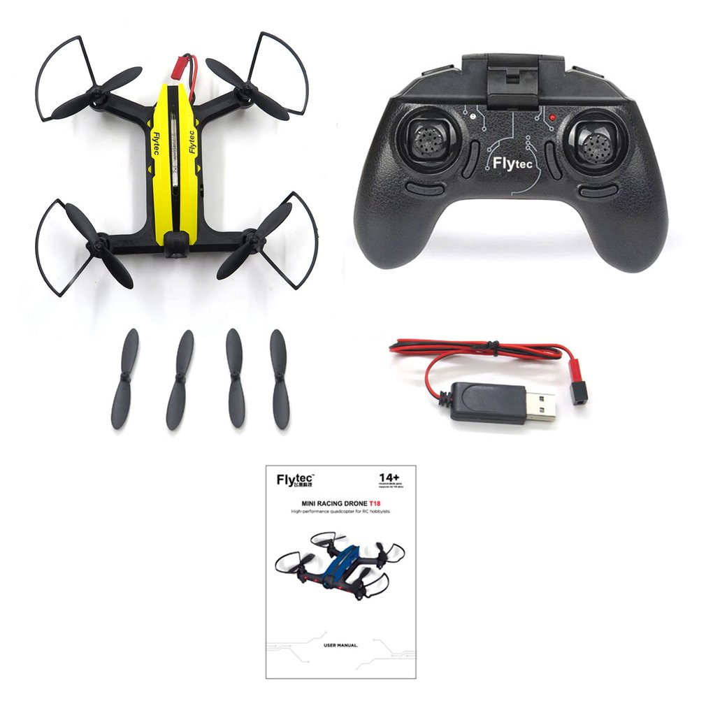 Flytec T18 rc Mini Drone Toys Kids Christmas Gift WiFi FPV 720P HD Camera 6-axis Gyro Mode Without Head 3D Unlimited VibratingFlytec T18 rc Mini Drone Toys Kids Christmas Gift WiFi FPV 720P HD Camera 6-axis Gyro Mode Without Head 3D Unlimited Vibrating