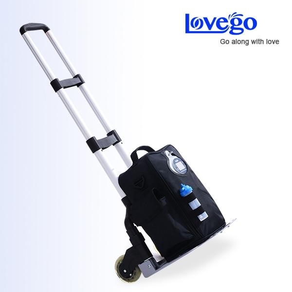 Oxygen cart for LoveGo portable oxygen concentrator LG101/LG102 oxygen pr01