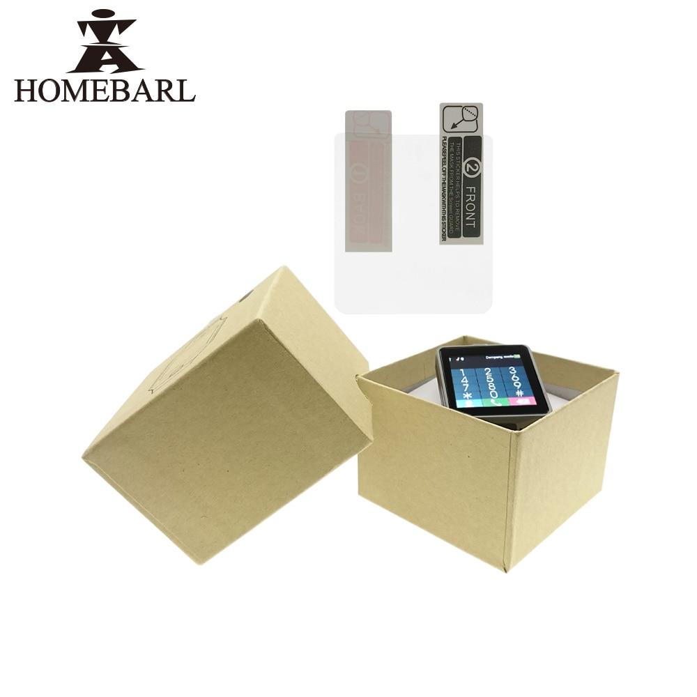 HOMEBARL nouvelle montre intelligente DZ09 avec caméra Bluetooth DZ09 Smartwatch SIM TF carte montre-bracelet pour téléphone Android Ios PK A1 GT08 T8
