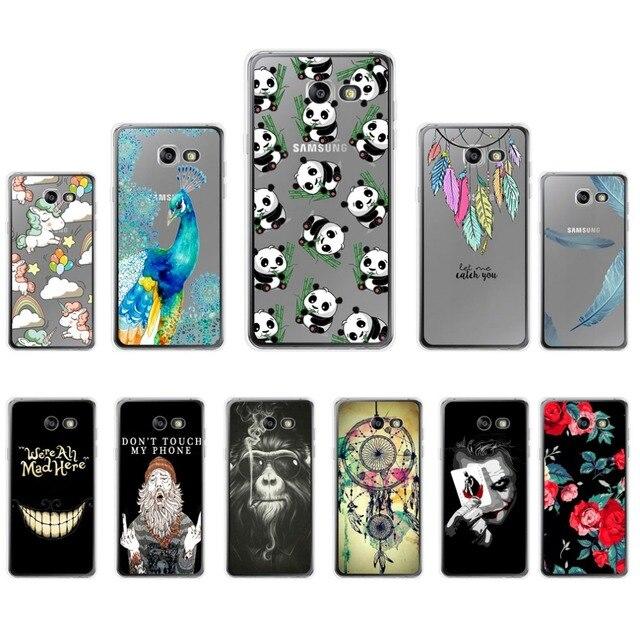 the latest dd540 73c29 US $1.99 |RIVAS Case For Samsung Galaxy J3 2017 J327P / J3 Emerge LTE J327A  Soft Silicone TPU Cover For Galaxy J3 2017 J327P POP 5.0