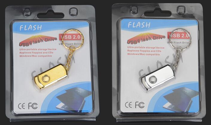 Купить с кэшбэком USB Disk 4GB 8GB 16G 32G Stainless Steel Usb Flash Drive Metal Rotate Usb Flash Drive usb Flash Memory Pen Drive 64gb 128gb