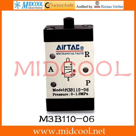 Original AirTAC Control valve(3/2way) M3 Series M3B110-06 original airtac control valve m3 series