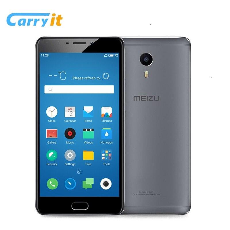 """bilder für Ursprüngliche Meizu M3 Max 3 GB 64 GB MTK Helio P10 Octa-core Android Smartphone 4G LTE 6,0 """"1080 P 13,0 MP Handy S685Q OTA"""