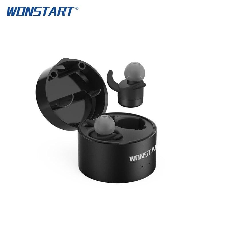 Wonstart W302 TWS Wireless Earphones Hot Selling With 500Amh Charging Case Mini Earphones In Ear For Sport Wireless Headset tonka игрушечный трек trash treader