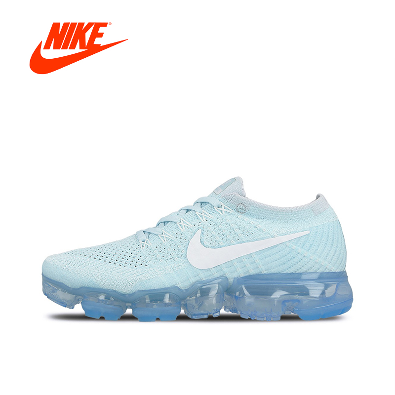 Original New Arrival Official Nike Air VaporMax Be True Flyknit Breathable Men's Running Shoes Sport Outdoor Sneakers 849557-404 цена