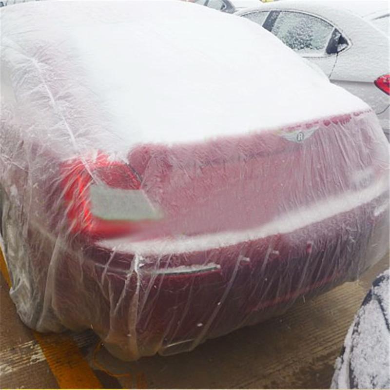 5.77x1.4x0.8 M Kapalı Açık Araba Kapak Önleyin Kar Buz Güneş Gölge Toz Don Donma Araba Vücut Koruyucu Tam Araba Kapakları
