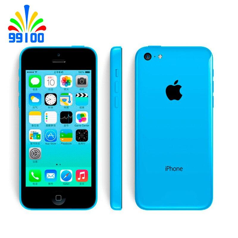 使用オリジナル 100% apple の iphone 5C ロック解除デュアルコアの携帯電話 8 ギガバイト/16 ギガバイト/32 ギガバイト ROM WCDMA 3 グラム使用する電話|cell phones|used phonesapple iphone 5c - AliExpress