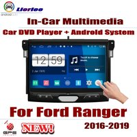 Car Radio DVD Player GPS Navigation For Ford Ranger 2016~2019 Android HD Displayer System Audio Video Stereo In Dash Head Unit
