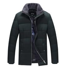 2017 big size 8XL 7XL 6XL 5XL Hot Sale High Quality Brand Clothing Winter Cotton Coat Men's Jackets Winter Thick Jacket Parkas