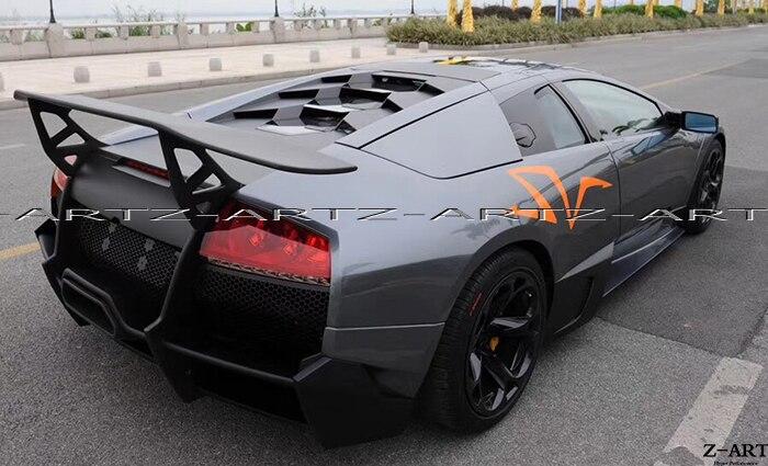 Lp670 Sv Body Kit For Lamborghini Lp640 2007 Carbon Fiber Body Kit