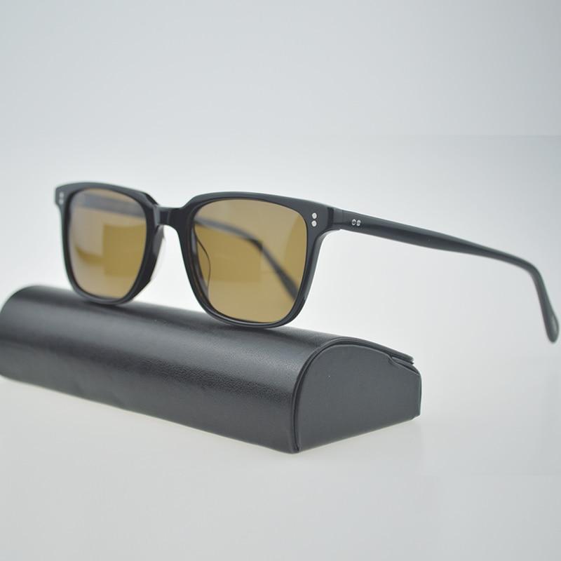 Rectangle Sunglasses NDG Brand Polarized Sunglass Men Sun Glasses Oculos De Sol Masculino Feminino Eyewear OV5031 Gafas De Sol