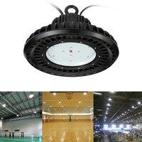 Tomshine 85 265V 100W 11000LM 105LED UFO High Bay Light Mining Industrial Light Ceiling Spotlight