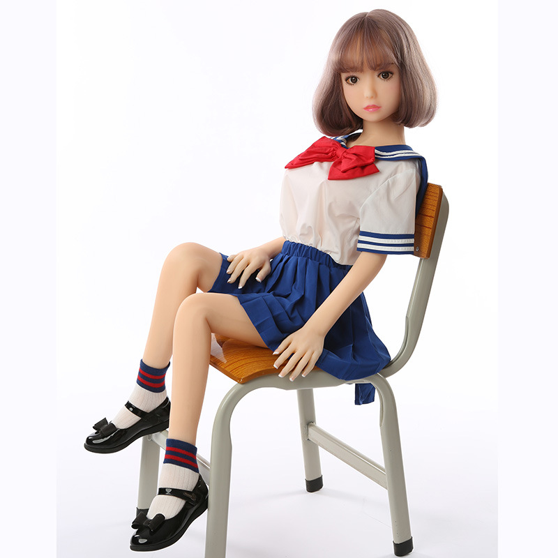 <font><b>100cm</b></font> Student uniform Real Full Body Big Breasts Female TPE <font><b>Sex</b></font> <font><b>Doll</b></font> for men masturbation <font><b>Sex</b></font> Toys realistic Sexual parter image