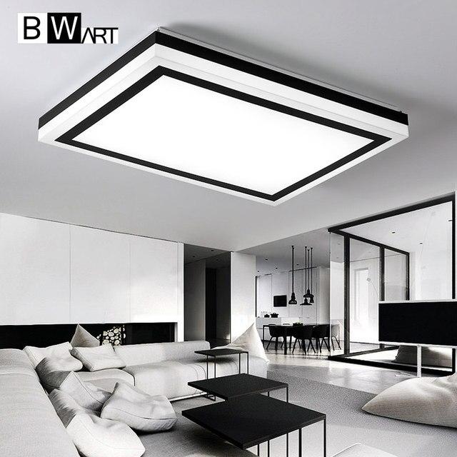 Entzuckend BWART Moderne Fernbedienung Deckenleuchten Aufbau Led Deckenleuchte Für  Wohnzimmer Schlafzimmer Küche Restaurant