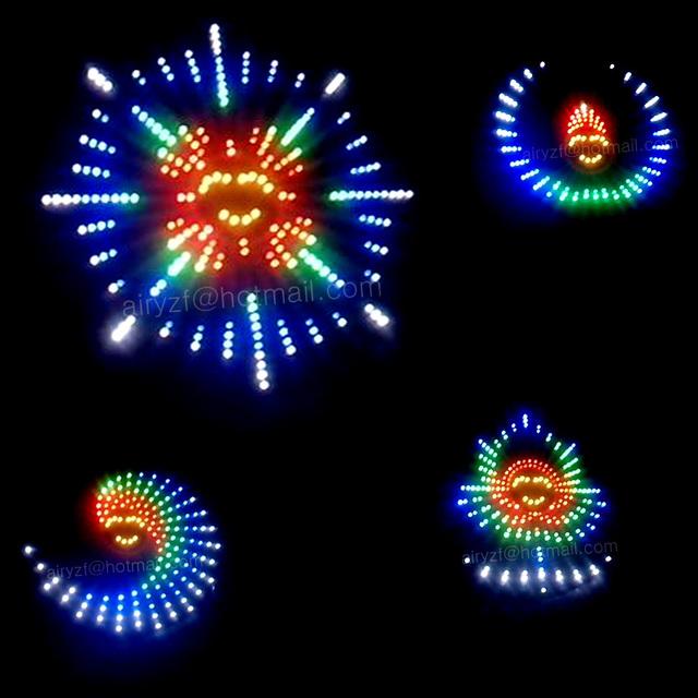Nova Dança de Luz led eletrônico kit diy frete grátis