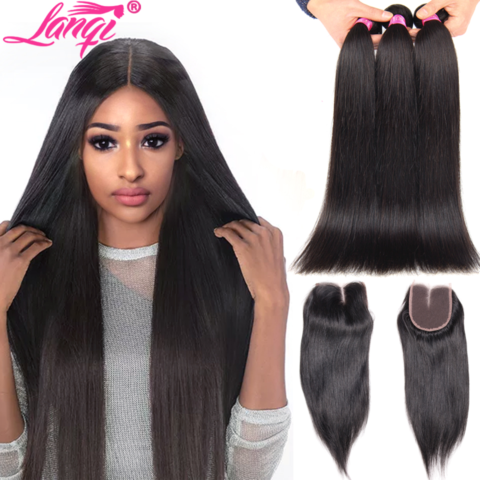 Human Hair Weaves Aspiring Ali Sky Peruvian Hair Body Wave 3 Bundles With 360 Lace Frontal Closure Pre Plucked With Baby Hair Non Remy 100% Human Hair Hair Extensions & Wigs