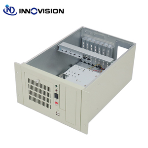 Image 5 - Stable wallmounted chassis IPC2407A industrial computer case supporting 7slot industrial ISA backplane
