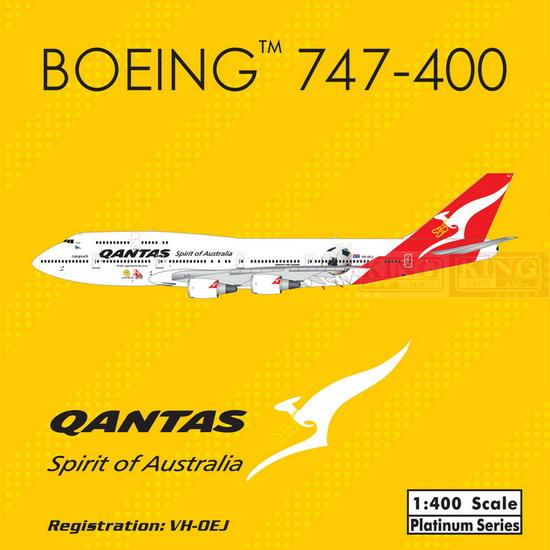 11010* Phoenix Australian aviation VH-OEJ 1:400 B747-400 commercial jetliners plane model hobby phoenix 11037 b777 300er f oreu 1 400 aviation ostrava commercial jetliners plane model hobby