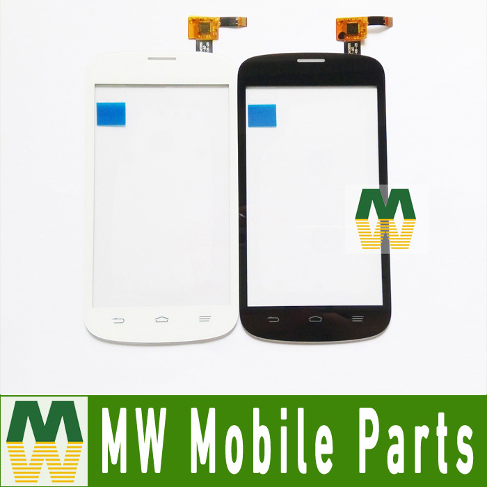 1PC Lot High Quality For ZTE V829 Touch Screen Digitizer Black White Color
