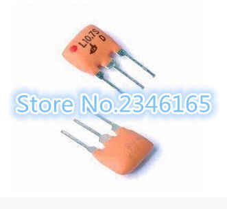 20 шт. LT10.7M ZTT Кристаллический Резонатор 10,7 м, 10,7 МГц, 3 шпильки