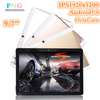 10 Inch Tablet pc 3G 4G Phone Call Android 7.0 Octa Core Tablet pcs 64GB ROM 4GB RAM WiFi FM Bluetooth smart Tablets 7 8 9