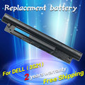 JIGU Laptop Battery 2421 3449 3549 For Dell 6KP1N FW1MN for Inspiron 15R (5521) 17 G019Y MR90Y 3721 for Vostro 14 15 3000 2521