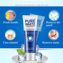Herbal Mint Fresh Toothpaste Whitening Remove Yellow Stains
