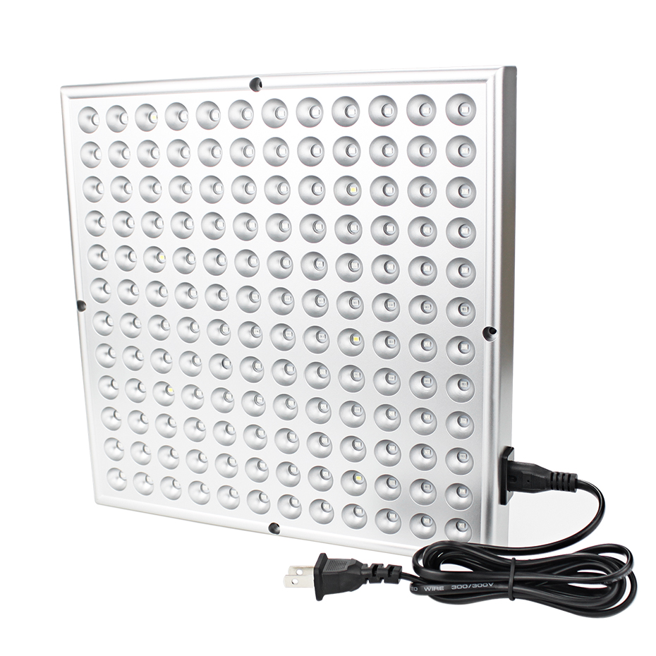 Phyto Lamp Adjustable Hanger Led Grow Light Full Spectrum Led Grow Light EU/US Plug AC 85-265V Aluminum Indoor Lighting us plug 3w rgb revolving led light yellow white ac 85 265v