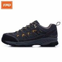 TFO Hiking Trekking Shoes Men Waterproof Breathable Outdoor Shoes Mountain Men Sneaker Zapatillas Hombre Male 2017