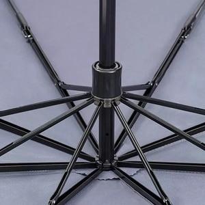 Image 3 - 90FUN paraguas plegable impermeable doble automático para hombre y mujer, paraguas plegable para lluvia, para regalo