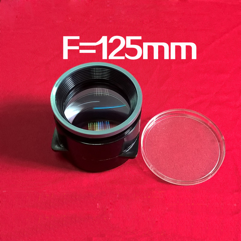 High Light HD Projector LED Short Focal Length 125mm Lens Coated with Film Focusing LensHigh Light HD Projector LED Short Focal Length 125mm Lens Coated with Film Focusing Lens