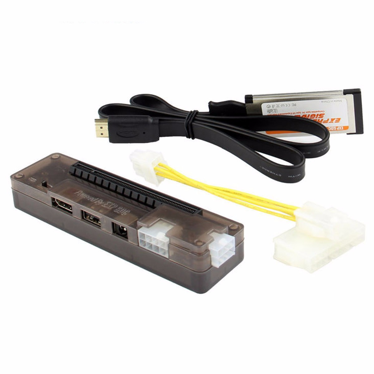 New Arrival PCIe PCI-E PCI Express Card Laptop External Independent Video Card Dock Mini PCI-E Version For V8.0 EXP GDC