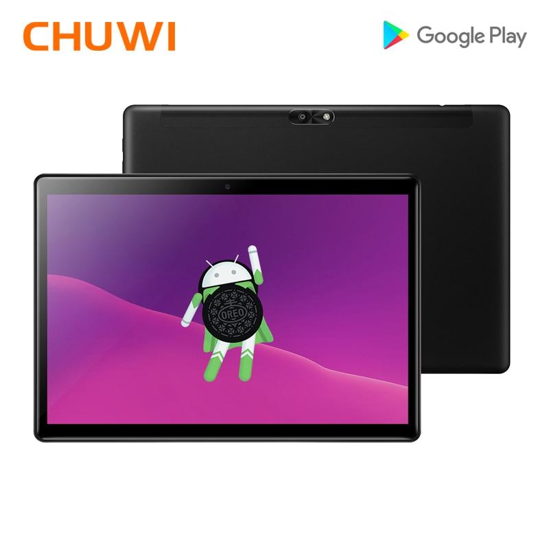 CHUWI Hi9 aire Android 8,0 tabletas MT6797 X20 Deca Core 4 GB RAM 64 GB ROM 10,1 pulgadas 2 K 4G pantalla Dual SIM llamada de teléfono