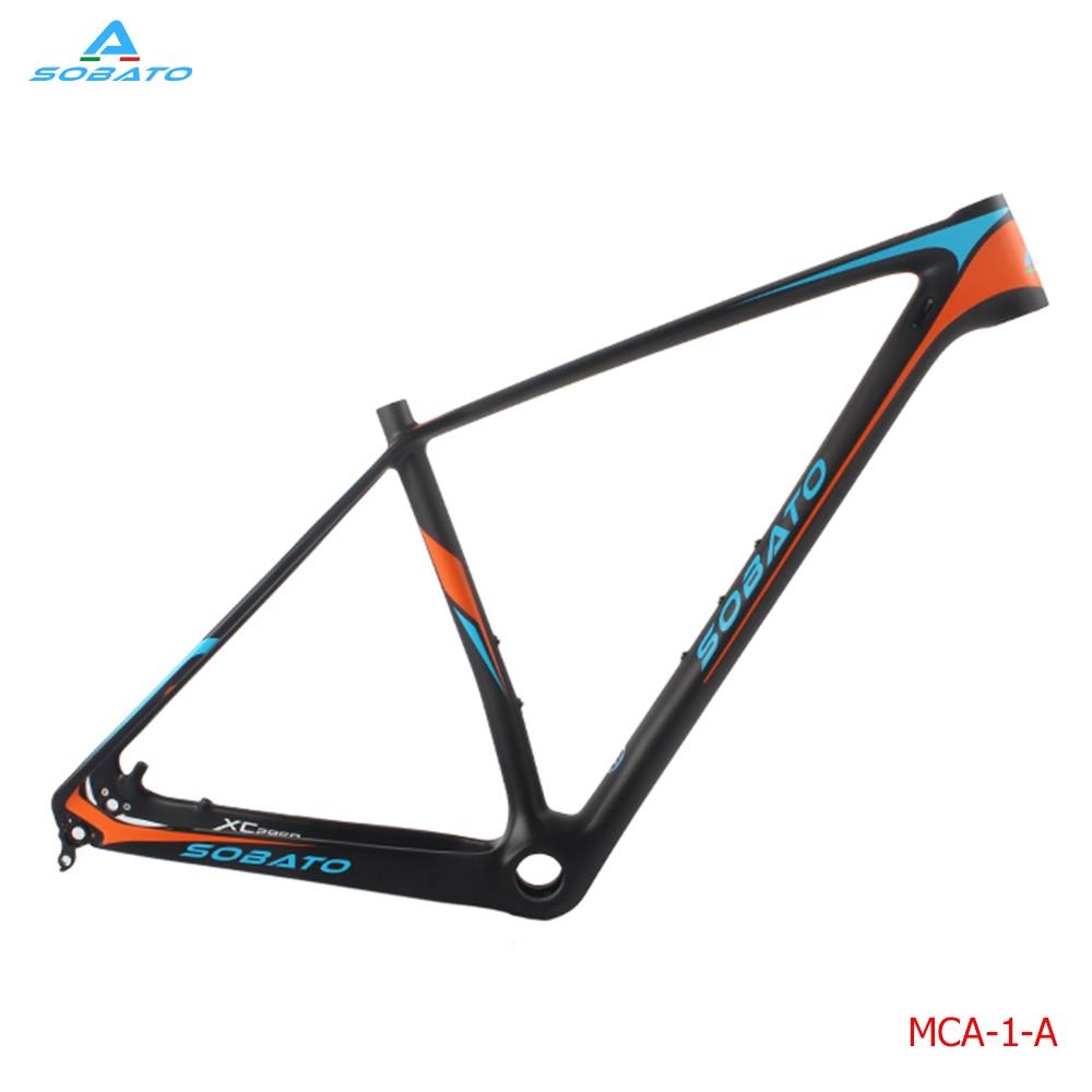 betterthan aluminum bicycle frame carbon fiber 29er frame paint frame carbon 29er mountain bike frame